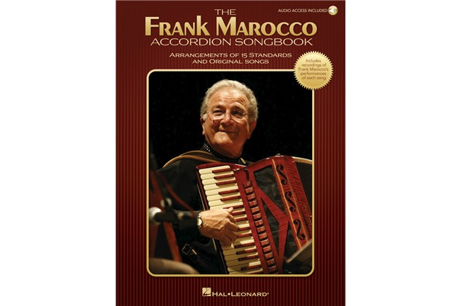 The Frank Marocco Accordion Songbook - Audio access included