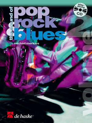 The sound of Pop Rock Blues (Incl. CD)