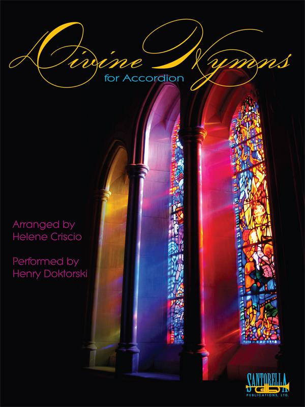 Divine Hymns for Accordion (Incl. CD)